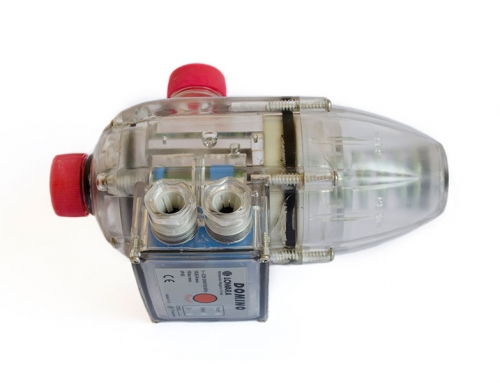 Conjunt bomba industrial